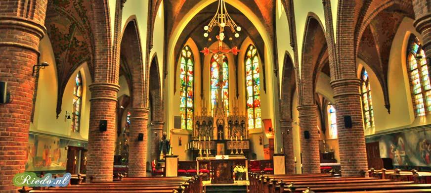 de Koning Creaties - omgevingsvormgevers - Omgeving - kerk